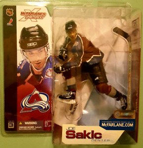 Joe Sakic Action Figure