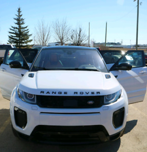 2017 Range-Rover Evoque Hse Dynamic @ Cost Lease Buy-Out!