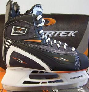Powertek Size 11 Ice Skates