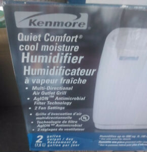 Quiet Comfort Cool Moisture Humidifier