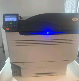 Oki c931 laser graphics printer