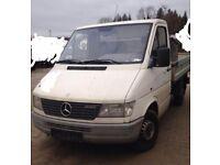 Mercedes T1 207D; 410D;310D;307D ; 208D; 308D 412D 312D