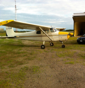 1/4 share in Cessna 172