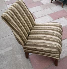 Vintage/Retro Bedroom Chair.