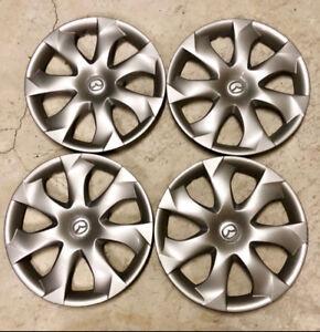 """4 Enjoliveurs Mazda 16"""""""