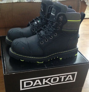 "Brand new in box with tags Dakota X-Toe Quad Confort 6"" boots"