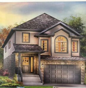 Brand New-Detached House in Doon south, near school and 401