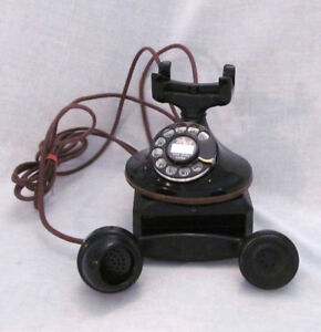 1927 ANTIQUE PHONE FULLY RESTORED IN WORKING ORDER