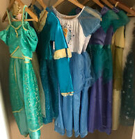 Princess dresses for rent