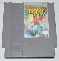 NES Nintendo Game THE ADVENTURES OF BAYOU BILLY