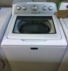 Maytag top load washer & dryer set PRICE $899