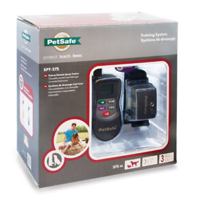 PetSafe 275 m Deluxe Remote Spray Trainer