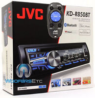 JVC , Bluetooth USB, AUX IPOD, IPHONE ...,Garante un ans