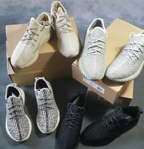 Yeezy Boost 350-Pirate Black, Moonrock, Oxford Tan, Turtle Dove