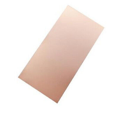 10pcs One Side Single Copper Clad Plate Laminate Pcb Circuit Board 10x20cm 1.4mm