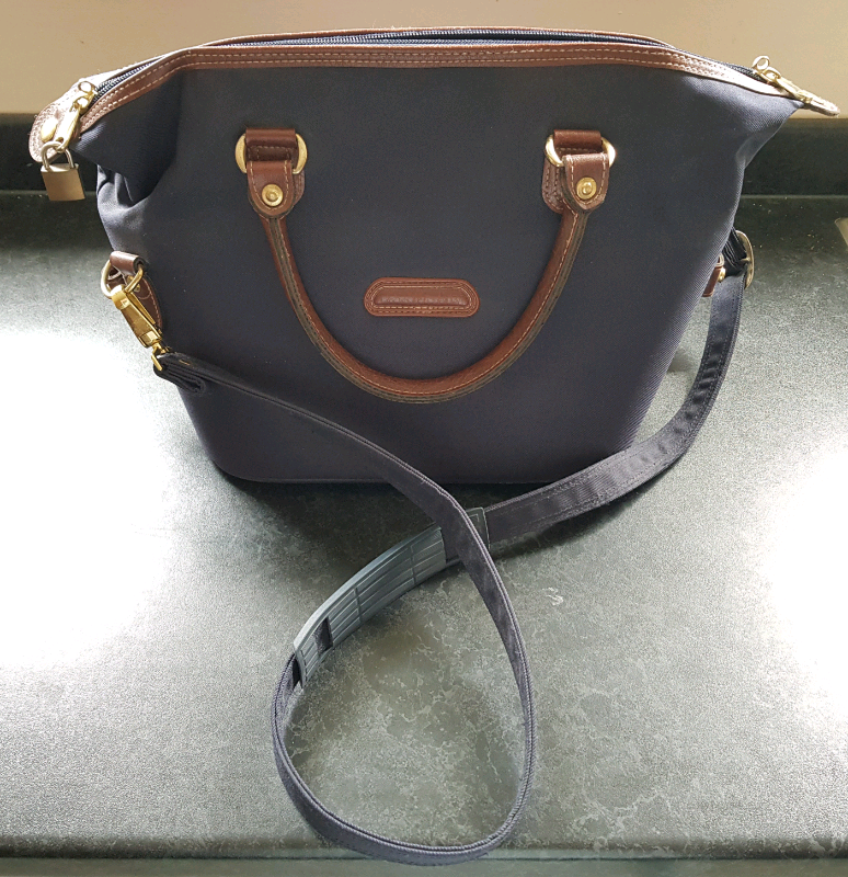 031fc12bf442 Mark s and Spencer Vanity Bag