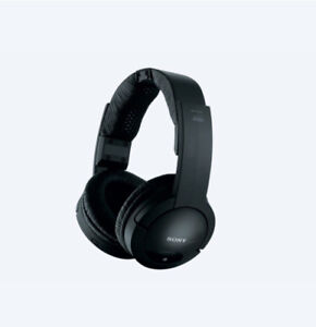 Sony Wireless Stereo Headphones MDR-RF985RK
