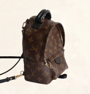 Louis Vuitton Palm Springs Mini Backpack in Brown *Good as new*