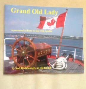 Grand Old Lady - CSS ACADIA