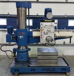 Perceuse radiale à colonne Tone Fan RD 1300H Radial drill