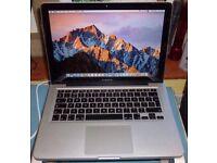 "Apple MacBook Pro A1278 13.3"" Laptop -2.8-3.5GHz i7/8GB - MD314 (October,2011)"