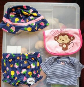 Baby Girl Items Lot