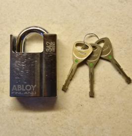 Abloy 342 Padlock