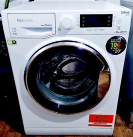 10kg Hotpoint Washing Machine - Free local delivery and fitting