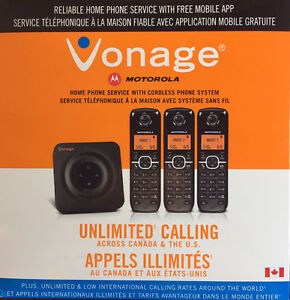 Free Phones with Unlimited North America Calling!