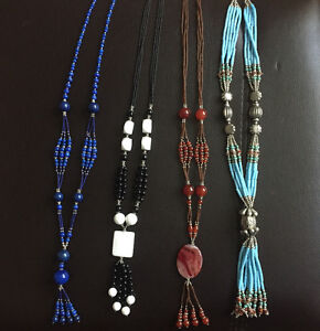 Hand Made Necklaces!