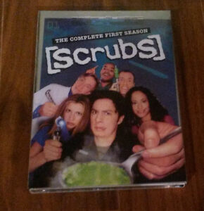 DVDs; Red Skelton, Scrubs, Heaven is For Real
