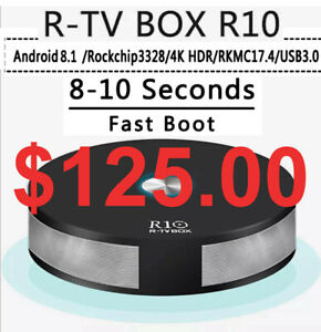 Android tv box with full updates