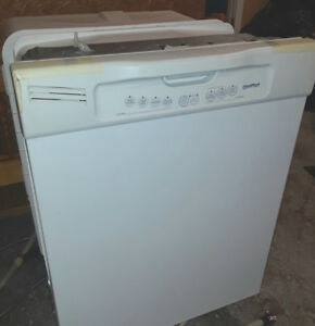 Working moffat insert dishwasher