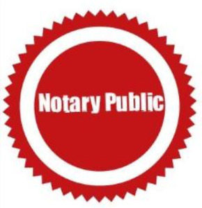 Only $30 CGY Notary Public--Services Only Commissioner-for-Oaths