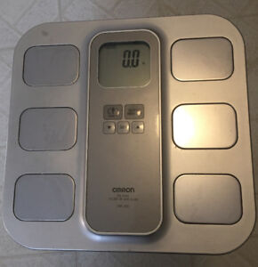 Omron Fat Loss/Calorie Counting Weighing Scale