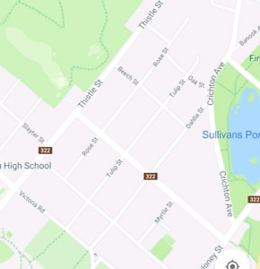 Dog friendly - January 1st - Close to Dartmouth High