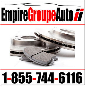 ★ FREINS ET DISQUES NEUFS► Nissan • 350Z (03-08) • 370Z (09-15)◄