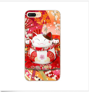 Lucky Cat iphone 5/5s/5SE cell phone case soft plastic New