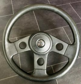 Vauxhall nova sr sri gsi gte sx steering wheel