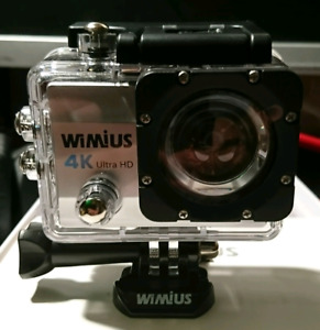 Brand New Action Cam Q3 4K Ultra HD