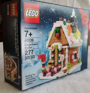Lego Gingerbread House 40139 - 2015 Limited Edition