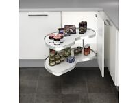 Pull out kitchen storage solution from B&Q