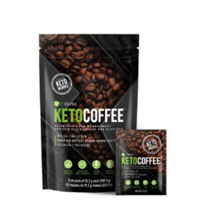 Keto Coffee Samples $7/each, 3 for $20 or 5 for $30