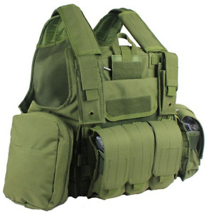 Airsoft vest / plate carrier
