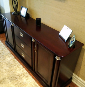 Dining Table and Buffet for sale