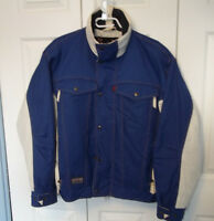 Men SOS Crossover Winter Jacket