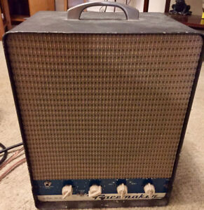 PACEMAKER PM-10 vintage tube amp 60's COOL!!!