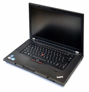 Wanted: Lenovo Thinkpad T530 or W530 with broken screen