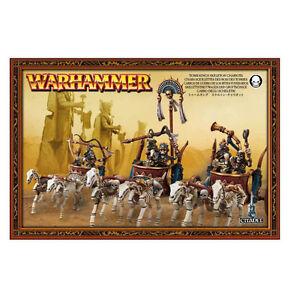 Tomb Kings Skeleton Chariots