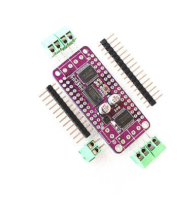 Stepper Motor Dual Dc Motor Driver Controller Board For Arduino Pca9685tb6612 K